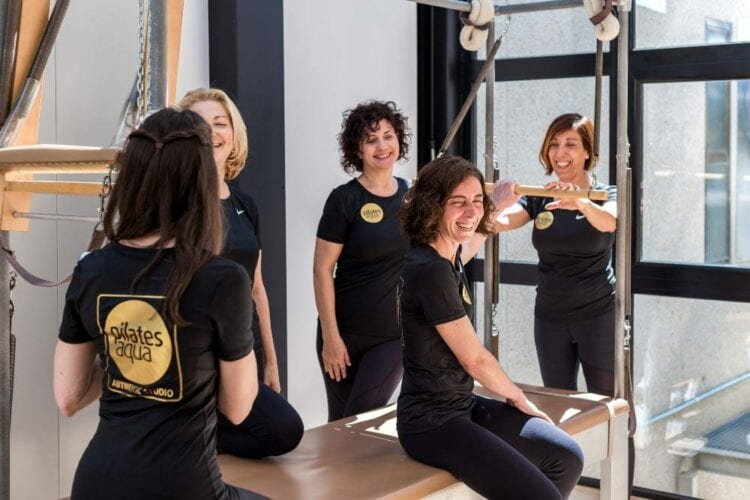 Pilates Reformer en Vilanova i la Geltrú