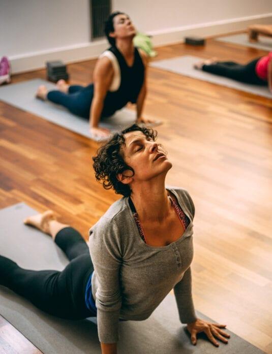Clase Yoga Vinyasa