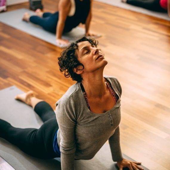 Yoga Vinyasa Vilanova i la Geltrú