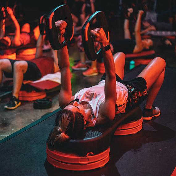 Actividad BodyPump
