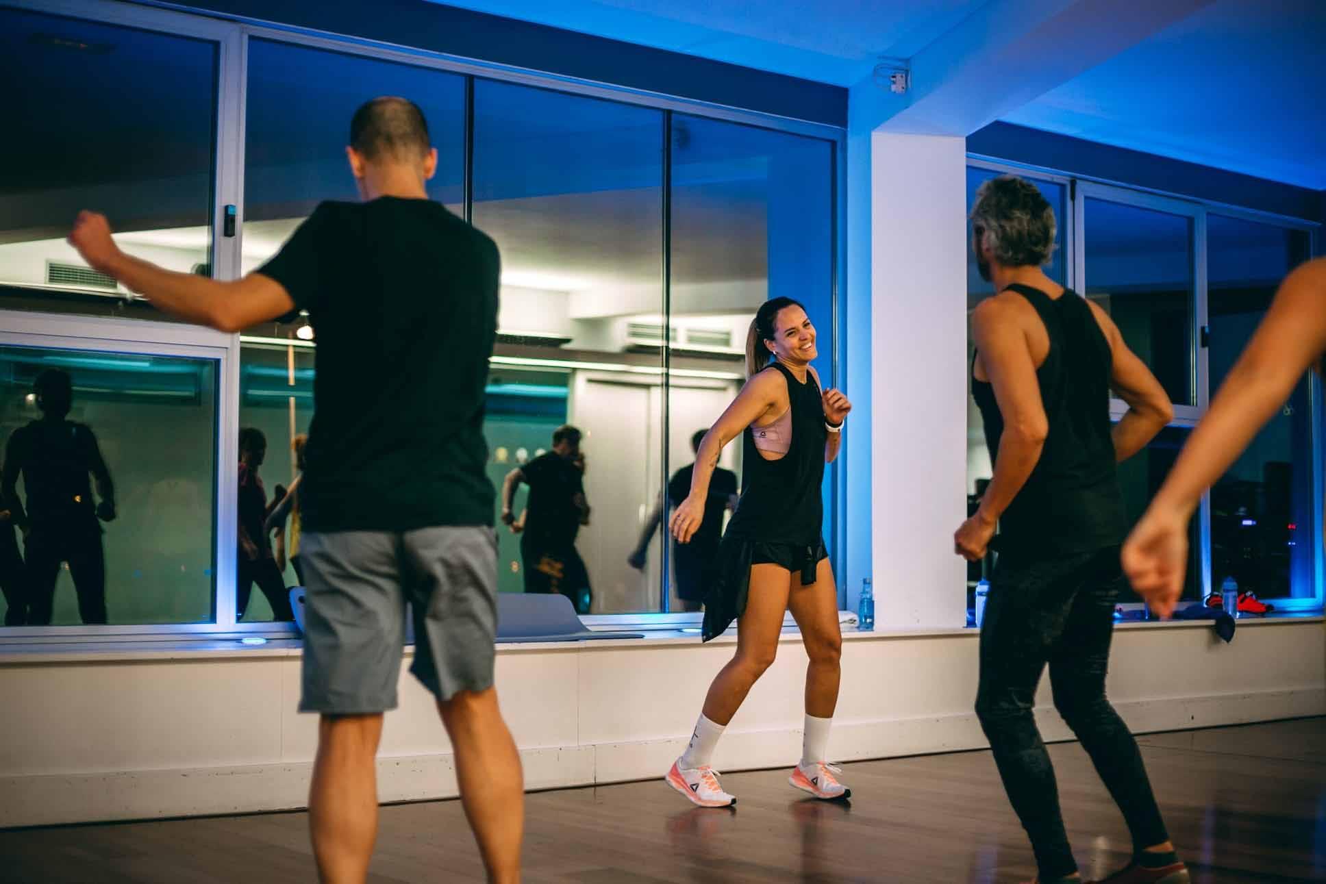 Actividades dirigidas con Baile