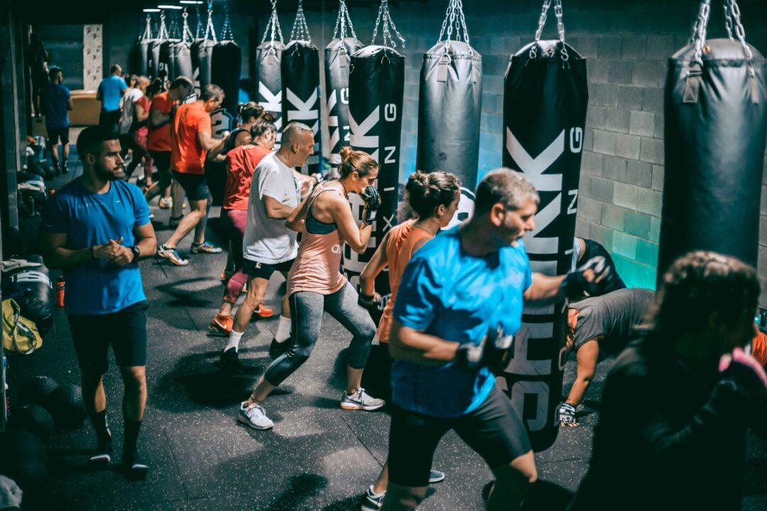 Clase HBX Boxing en Vilanova