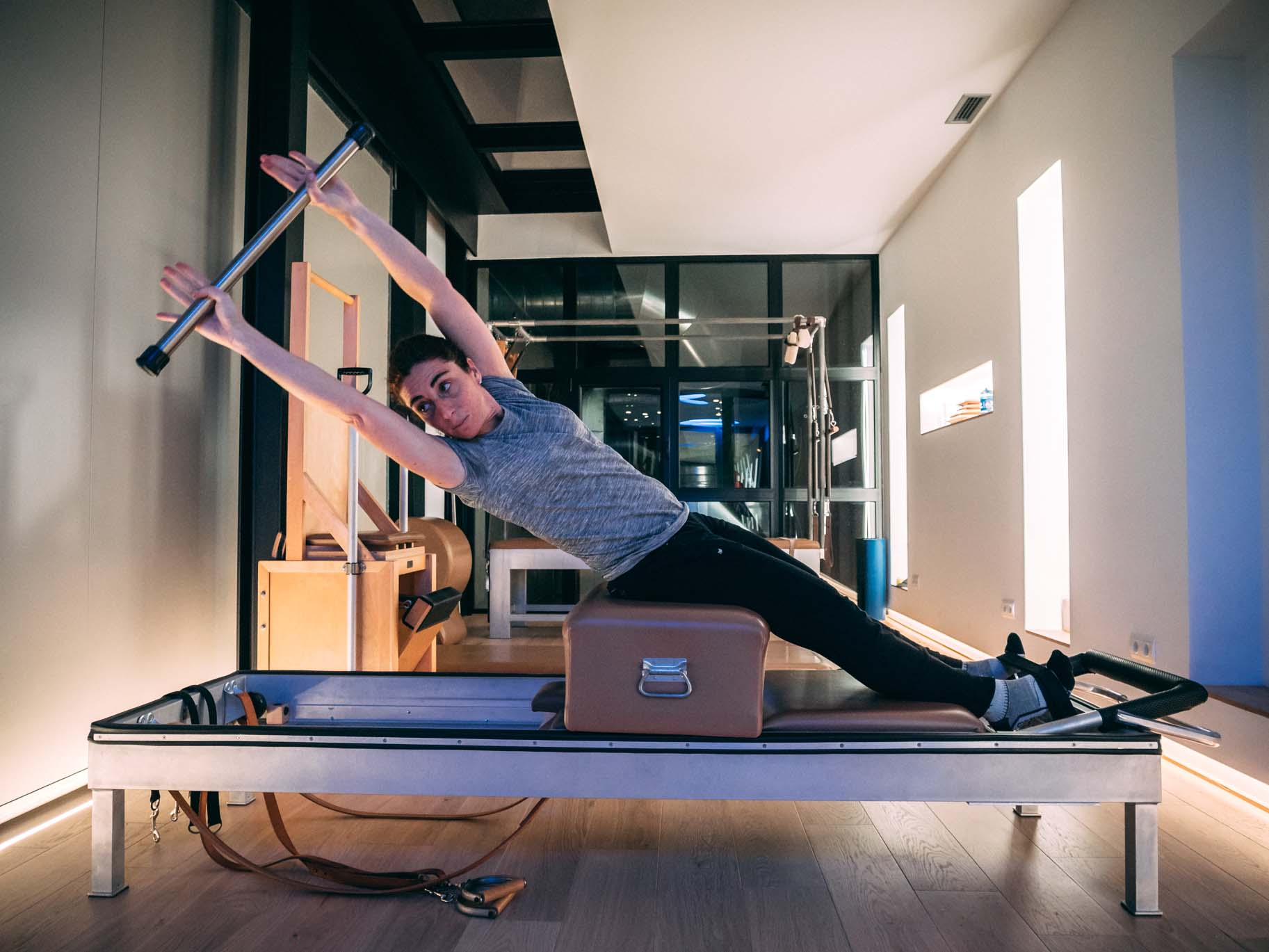 Pilates Reformer - Neus en Aqua Vilanova