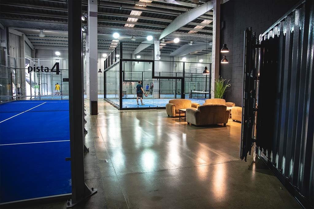 Padel Vilanova Indoor Aqua